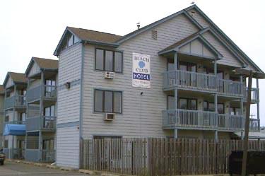 Beach Club Motel