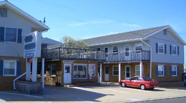 Ocean Terrace Condominiums And Rentals